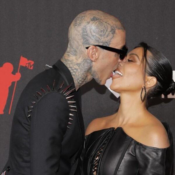 MTV Video Music 2021: Kourtney Kardashian and Travis Barker, the last couple to declare their love in public