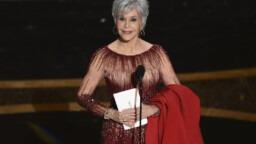 78th Golden Globe Awards | Jane Fonda in six steps