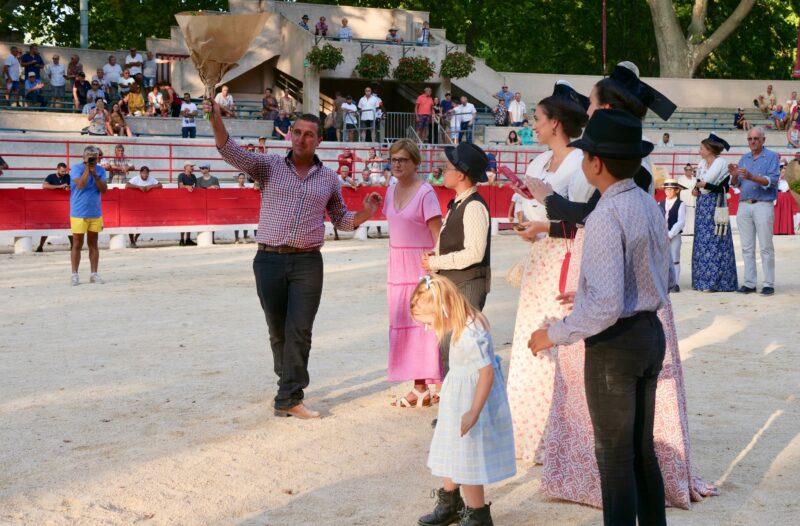 1634201234 328 BEAUCAIRE La Palme dOr for Vincent Marignan and a bonus