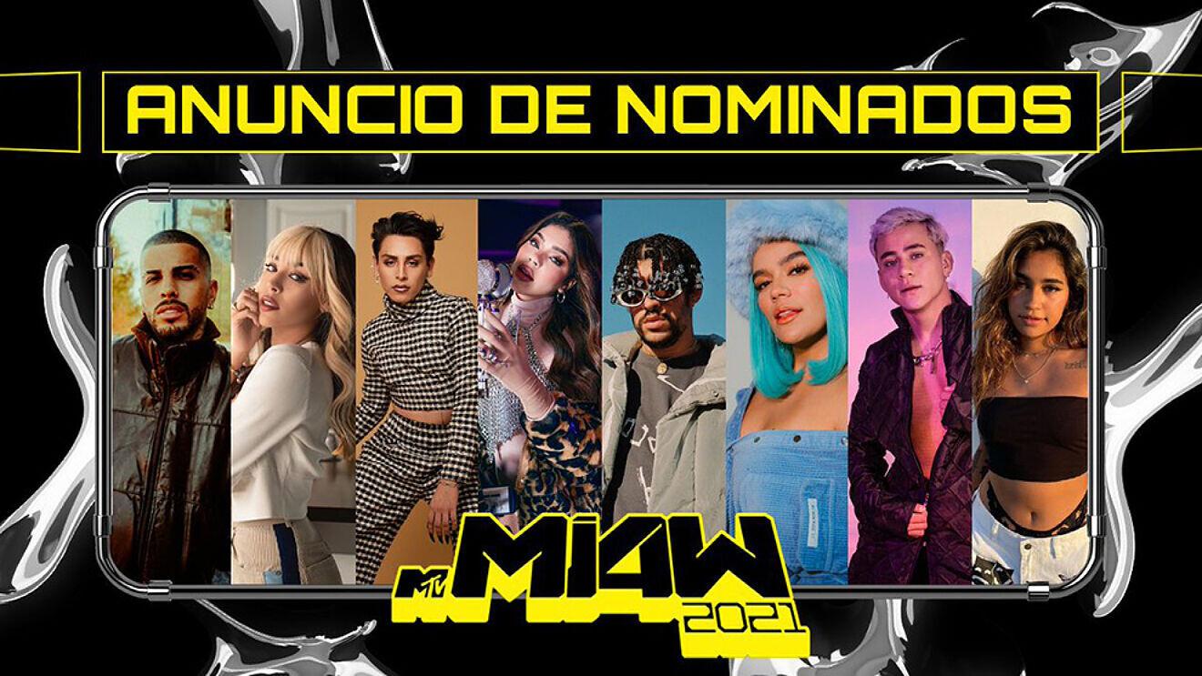1634249617 996 MTV MIAW 2021 Resumen de la premiacion y la lista