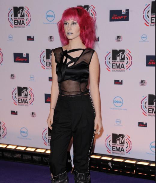 1634253278 878 Rock present at the MTV EMAs Awards 2020 Rock