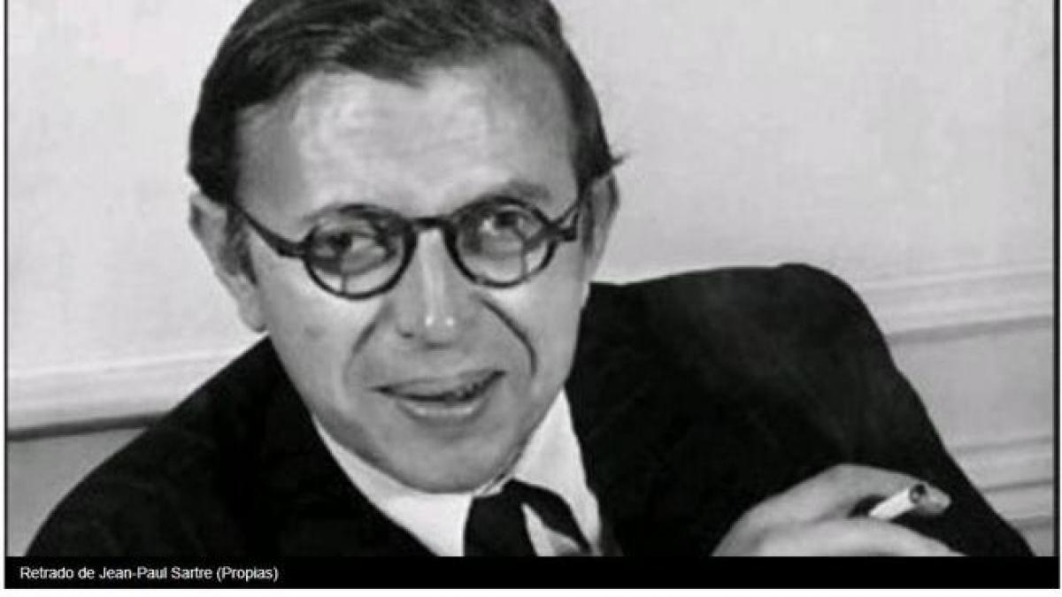 1634414180 Sartres je refuse to the Nobel Prize in Literature