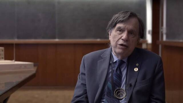 """Giorgio Parisi, Nobel Prize in Physics: a """"ma non troppo"""" secularist who sees no conflict between science and faith"""