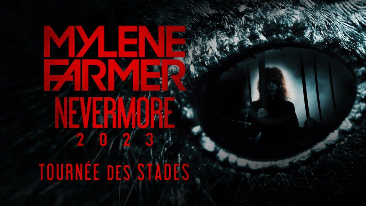 1634698365 Mylene Farmer in concert at the Allianz Riviera in Nice