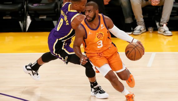 1634966805 The Suns teach the Lakers on the nerves a lesson