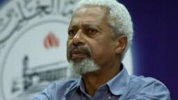 Abdulrazak Gurnah, 2021 Nobel Prize in Literature, by Washington Daniel Gorosito Pérez