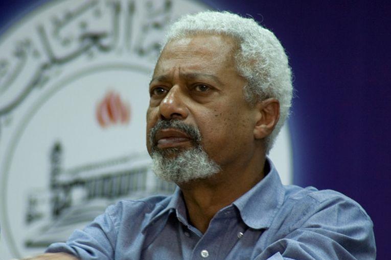 Abdulrazak Gurnah 2021 Nobel Prize in Literature by Washington Daniel