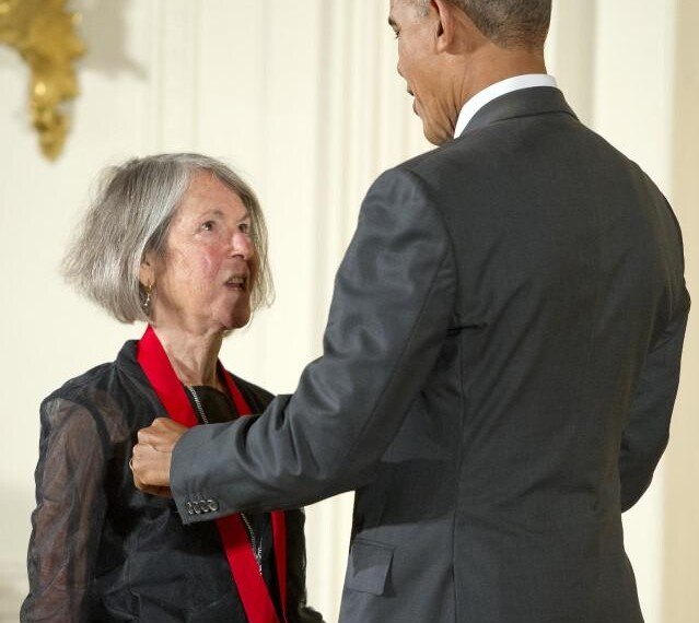 American poet Louise Glück wins the Nobel Prize for Literature