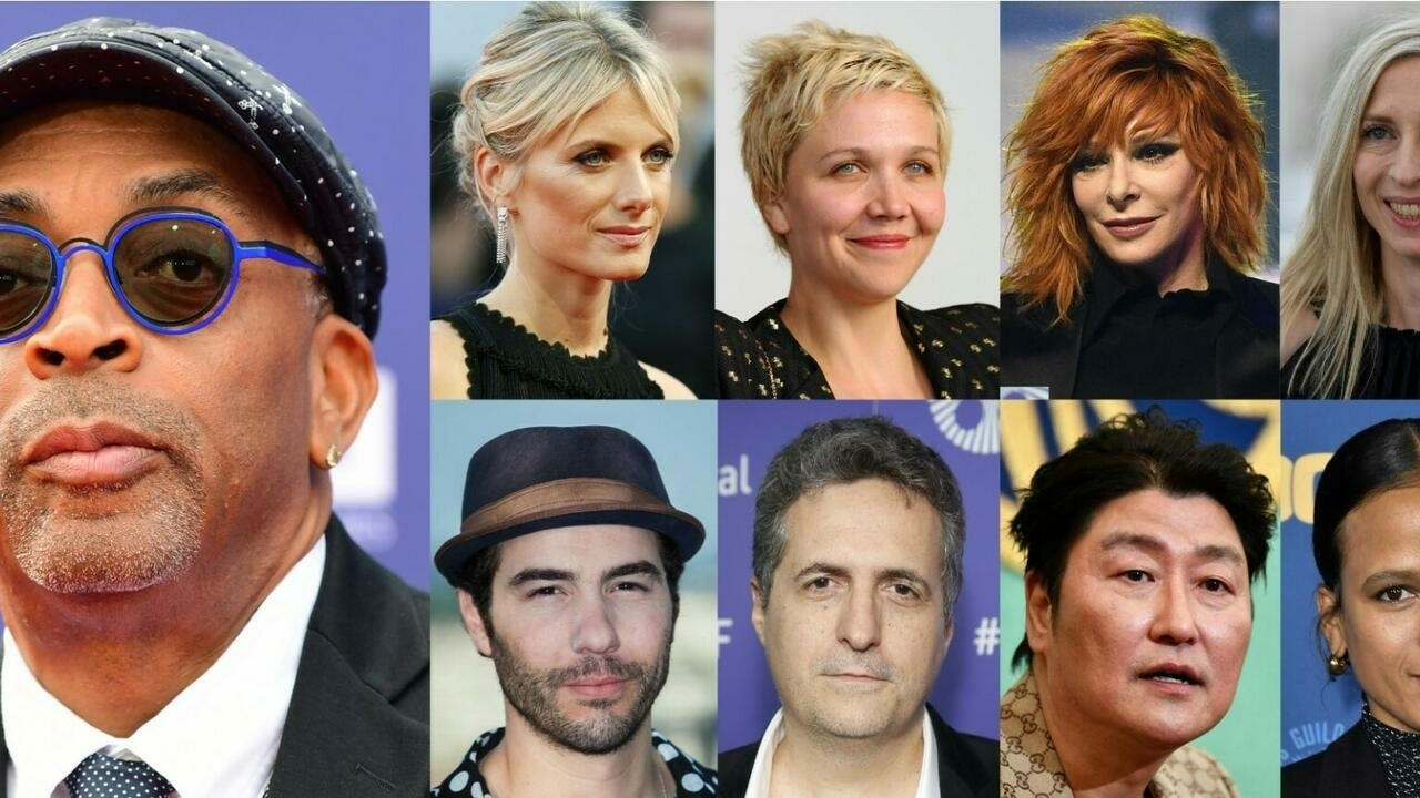 Cannes Film Festival a predominantly female jury will award the