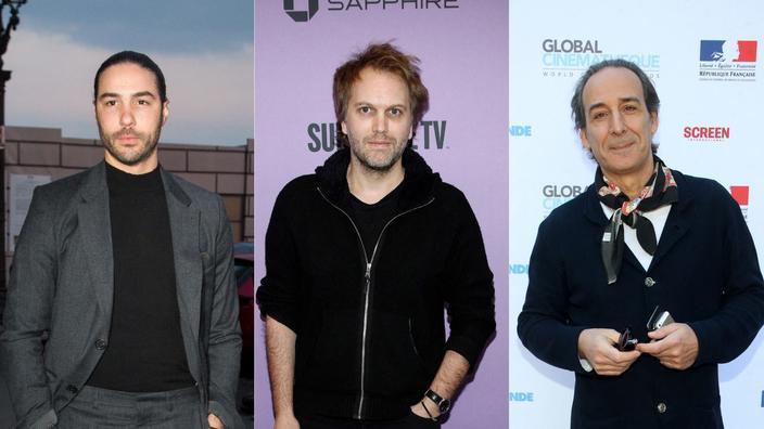 Golden Globes Tahar Rahim Florian Zeller Alexandre Desplat the disappointment