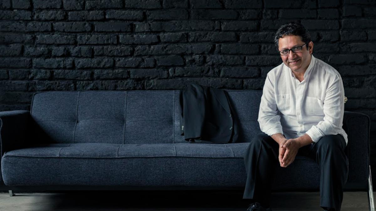 Hector Infanzon celebrates Latin Grammy nomination