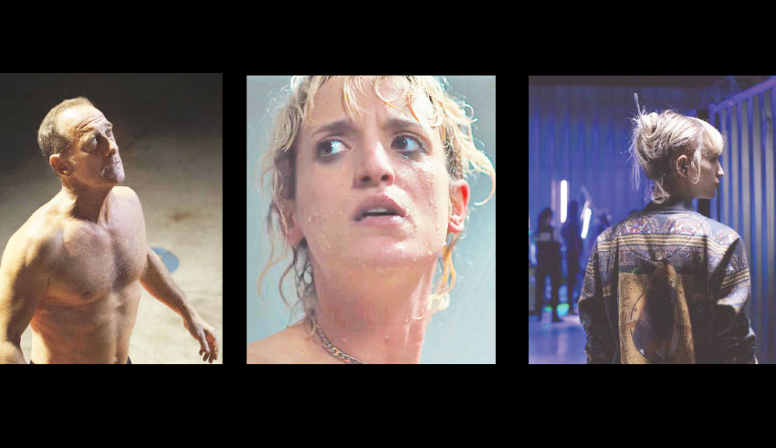 Julia Ducournaus Titanium Palme dOr at the 74th Cannes Film
