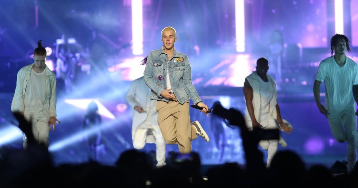 Justin Bieber main nominee of the 2021 MTV European Music