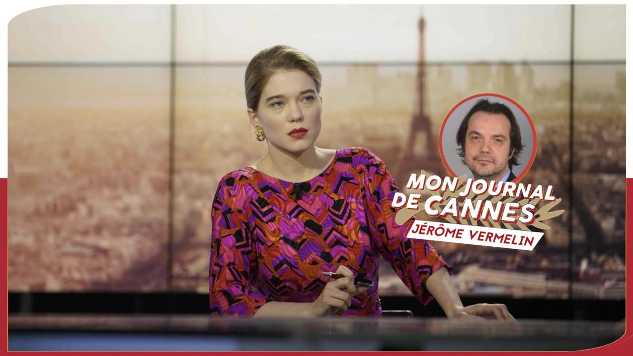 My Cannes diary episode 11 France with Lea Seydoux or