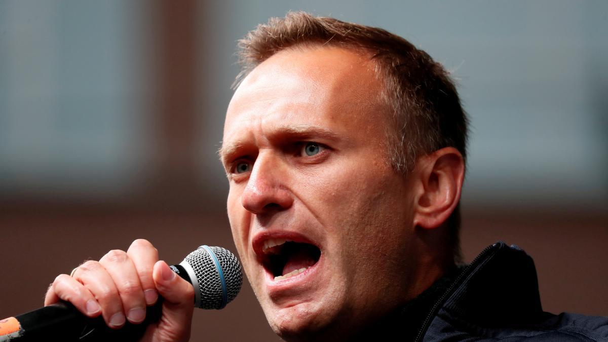 Navalny winner of the 2021 European Parliament Sakharov Prize