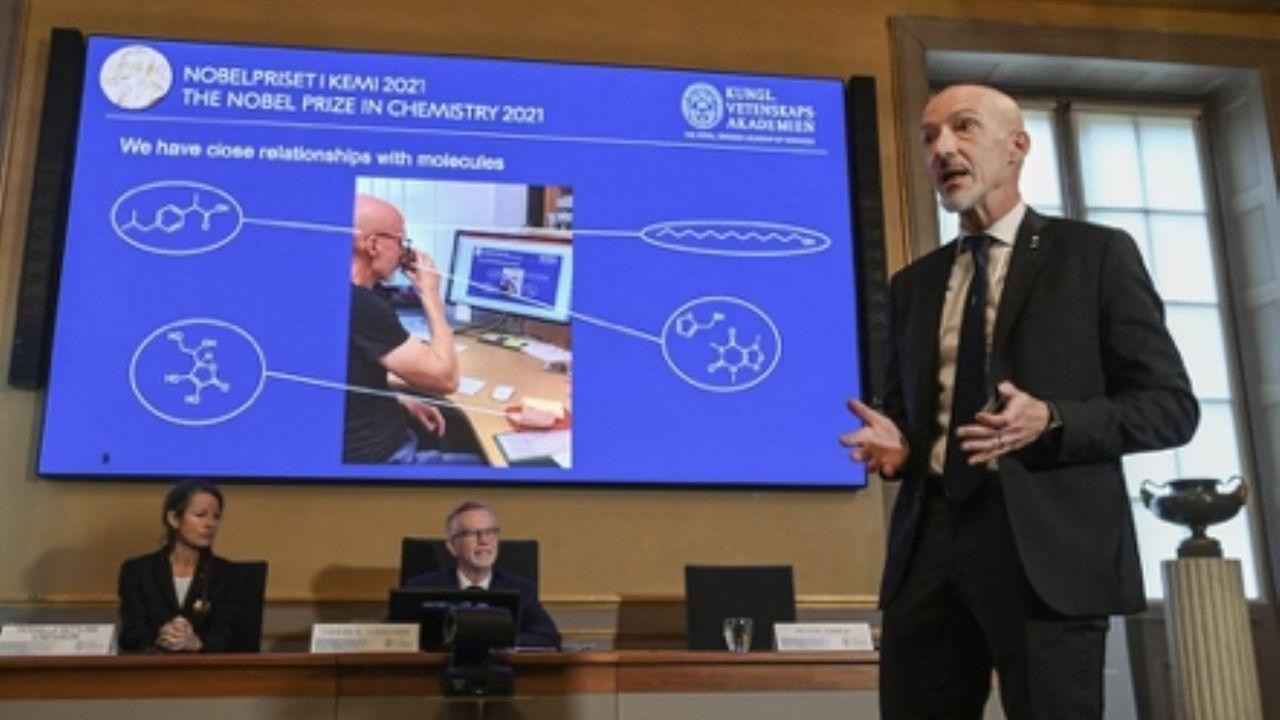 Nobel de Quimica premio a los precursores de una mirada