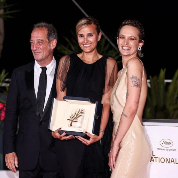 Oscars: Titanium chosen to represent France in 2022