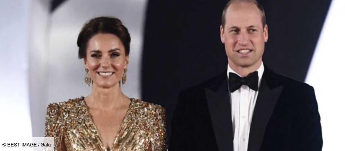 PHOTOS James Bond preview sparkling Kate Middleton in a
