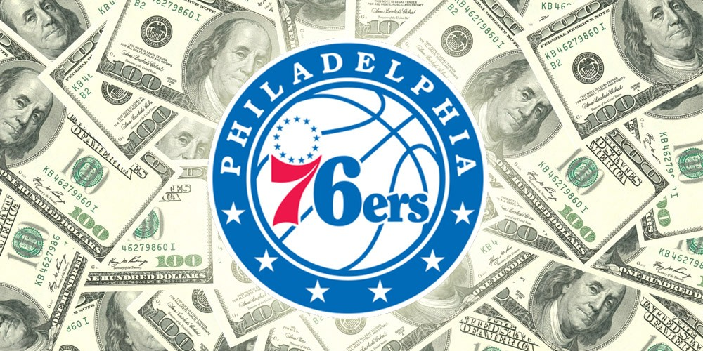 Philadelphia Sixers salaries for the 2021 22 season a PV on