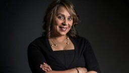 """Poet Natasha Trethewey: """"My mother's death is a wound that I carry that does not heal"""""""