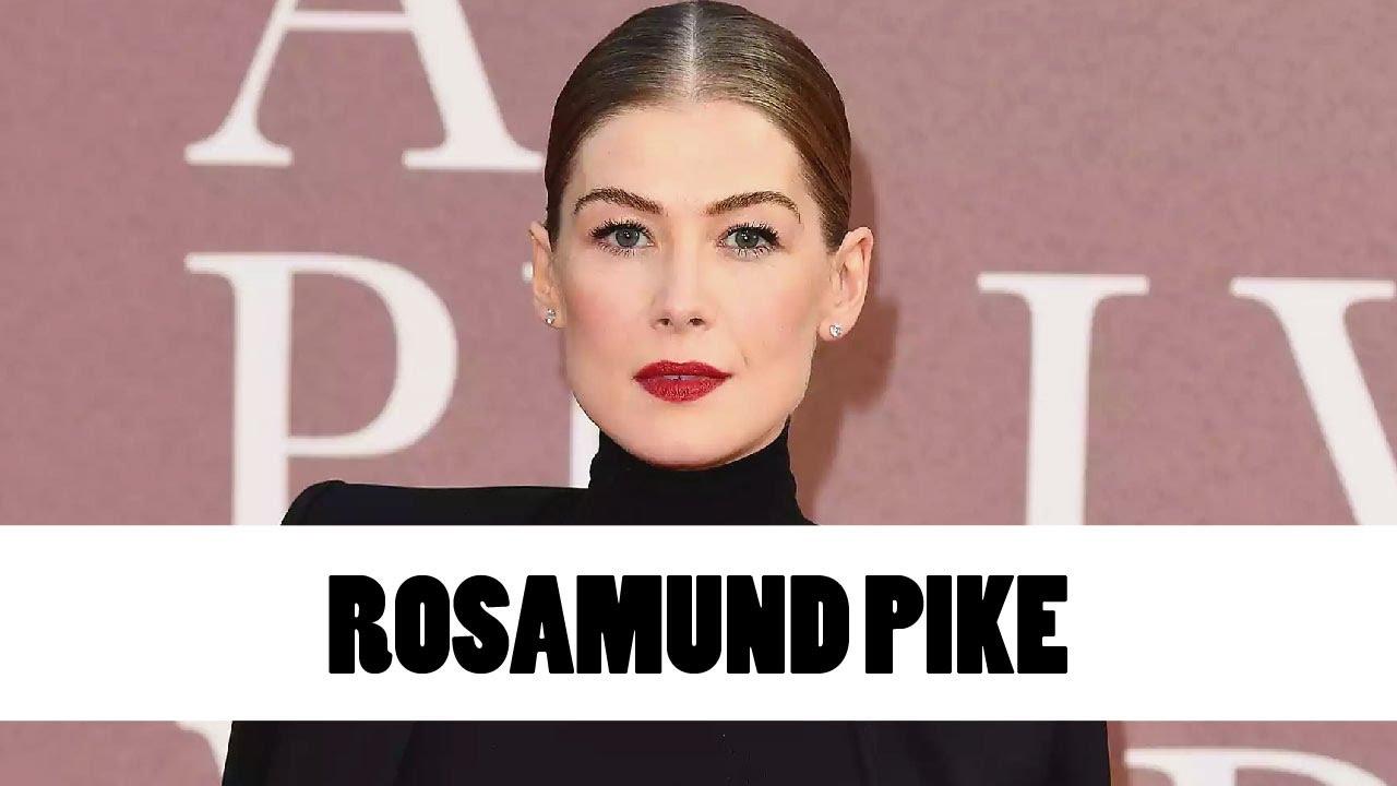 Rosamund Pike Biographie 10 choses que vous ne