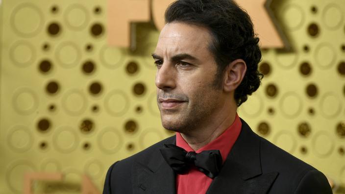 Sacha Baron Cohens Golden Globes triumph with Borat 2