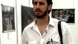 Spanish photographer Emilio Morenatti, Pulitzer Prize 2021