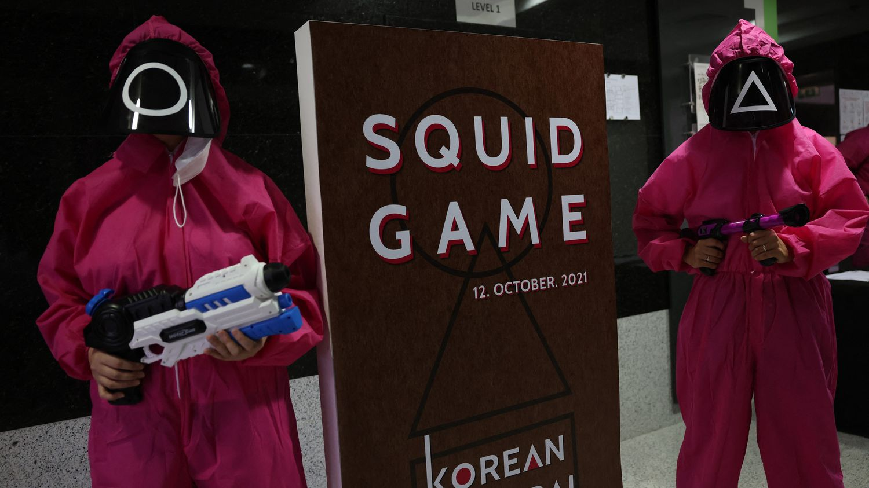 Squid Game South Korean soft power at its peak