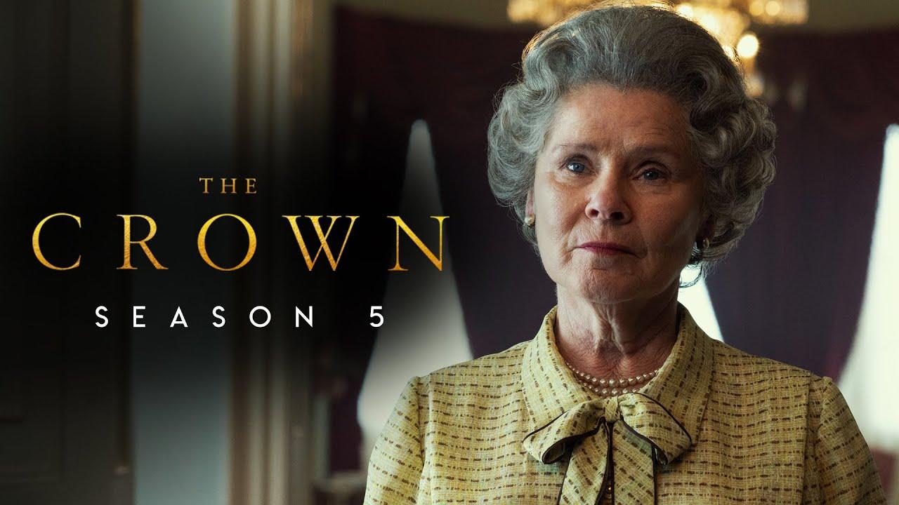 The Crown season 5 release date cast trailer plot