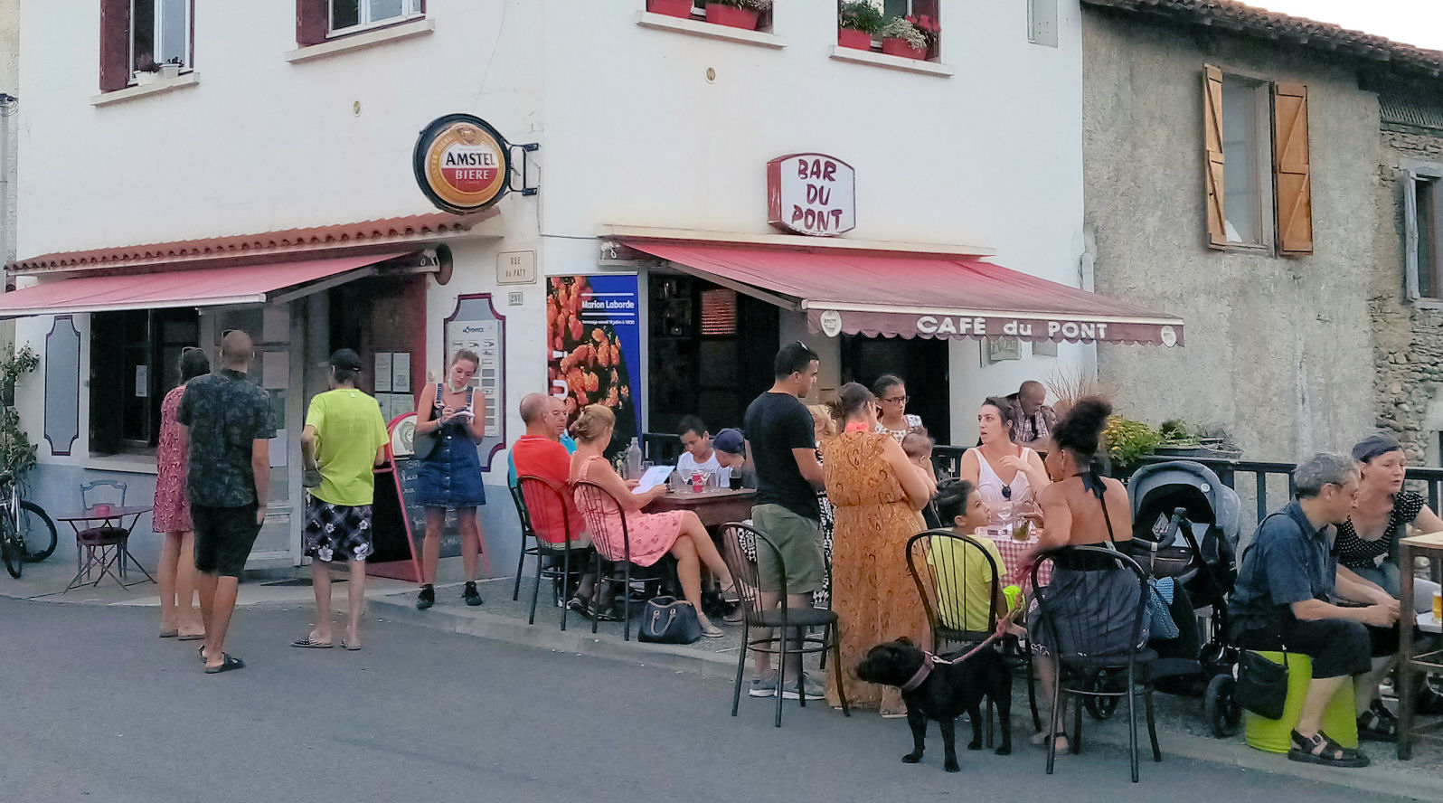 The events calendar in Cagire Garonne Salat territory from Monday