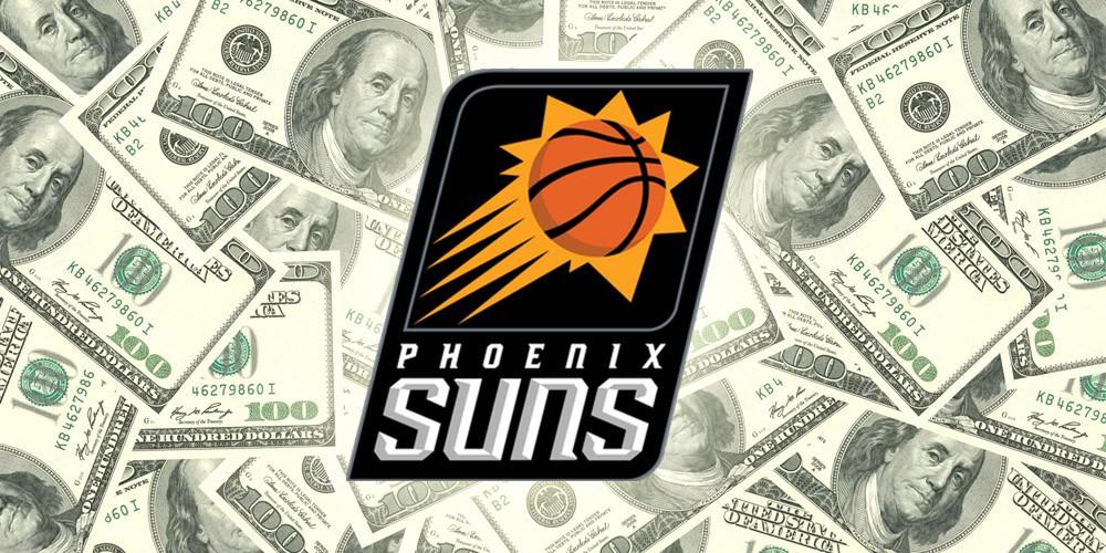 The salaries of the 2021 22 season of the Phoenix Suns
