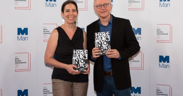 Writer David Grossman wins the Man Booker International Prize